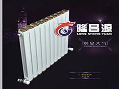 隆昌源散热器讲述暖气片喷涂技术